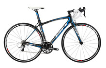 BH Bikes Cristal Vlo route Femme 7.7 bleu/blanc